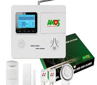 Thiết bị báo trộm AM-GSM74
