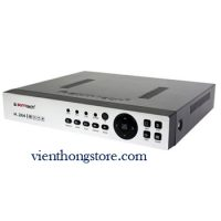 Đầu ghi hình 4 kênh Samtech STD-3504 (Full HD1080P)