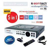 Đầu ghi hình 8 kênh 5 trong 1 STD-3908 chuẩn ghi 1080N