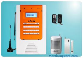 Bộ báo động thông minh Aolin AL-6088GSM (new)