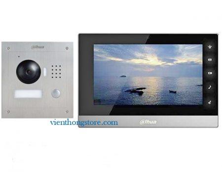 Bộ chuông hình IP Dahua VTH1510CH-VTO2000A