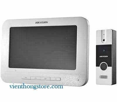Bộ chuông cửa có hình HIKVISION DS-KIS202