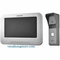 Trọn bộ chuông cửa màn hình HIKVISION DS-KIS203
