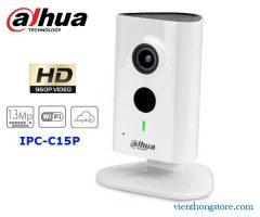 Camera IP Dahua IPC-C15P (1.3MP, wifi, thẻ nhớ)