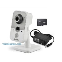 Camera IP Hikvision CUBE-2420F-IW (Full HD1080P, wifi, thẻ nhớ)