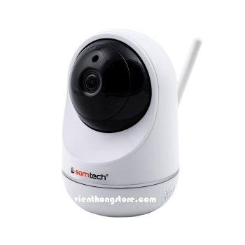 Camera IP wifi quay quét Samtech Full HD