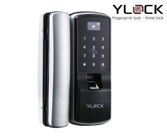Khóa cửa điện tử cửa kính YLOCK YL-8832 (Vân tay, Thẻ từ, Mật mã)