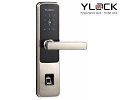 Khóa cửa điện tử YLOCK YL-8870-S (Vân tay, Thẻ từ, Mật mã)