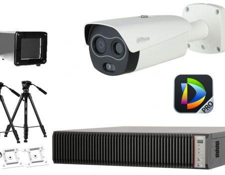 Combo Camera thân nhiệt Dahua DH-TPC-BF3221-T (có Blackbody) – Dành cho dự án chuyên nghiệp