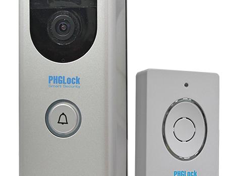 Chuông cửa màn hình PHG – IC103W (kết nối không dây, wifi)